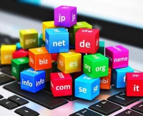 choosing business domain name