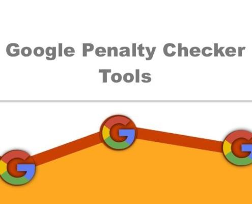 Google penalty checker tools