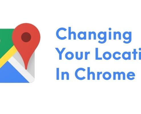 change google search location-1