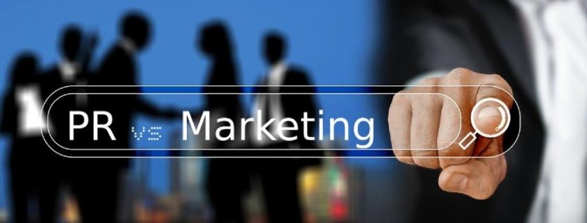 pr vs online marketing
